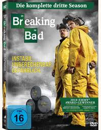 Cover Breaking Bad Season drei